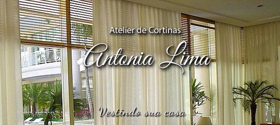 Imagem Antonia Lima Atelier de Cortinas